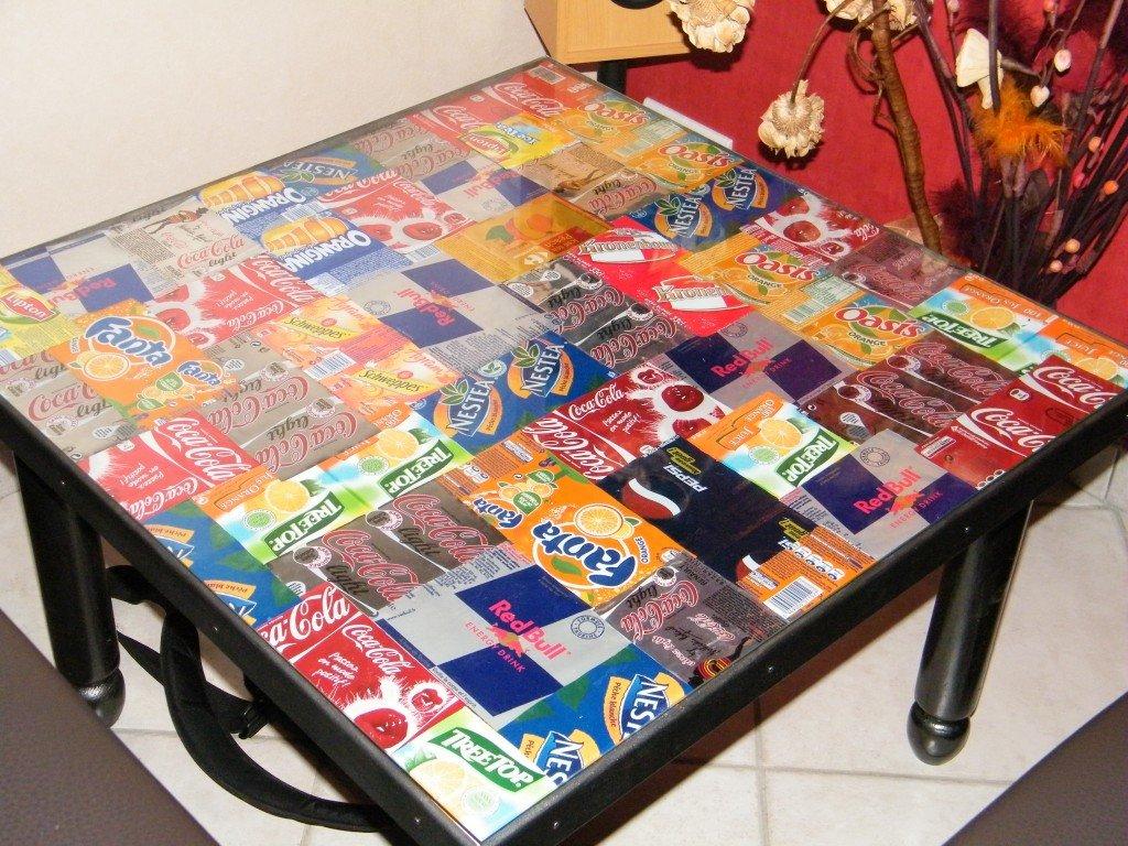 Aliceaupaysdescanettes les tables basses for Une table de